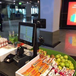 Novus RetailSystem supermarket solution
