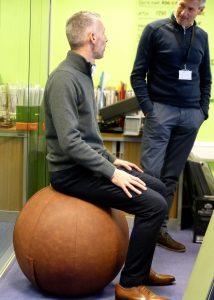 Novus seating ball image