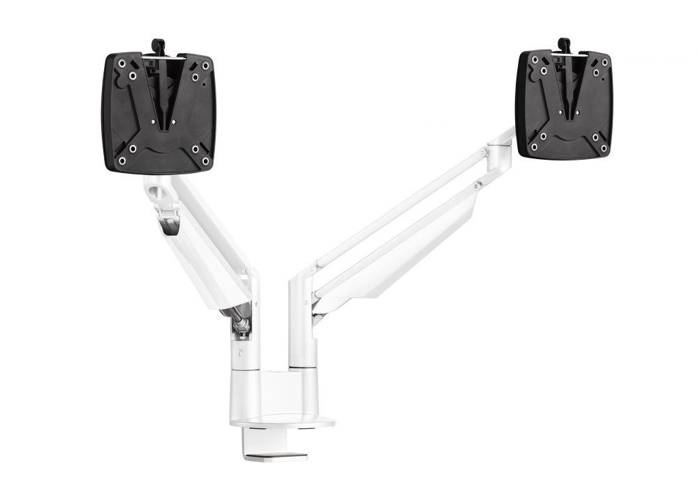 Clu Duo White 3 in 1 clamp