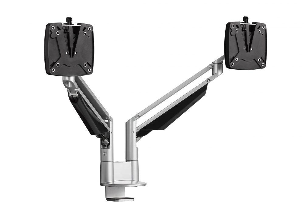 Clu Duo silver 3 in 1 clamp
